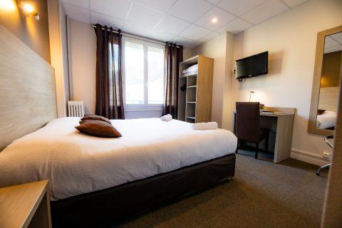 hotel du chateau caen centre ville chambre double confort