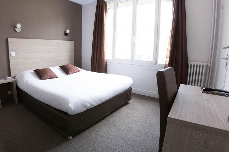 Chambre double à Caen