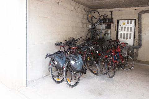 Garage sécurisé pour velo et moto
