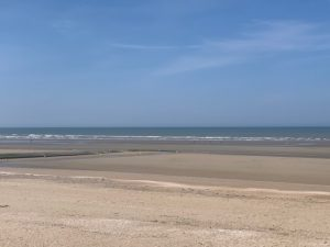 Normandy-beach-10-minutes-from-Caen